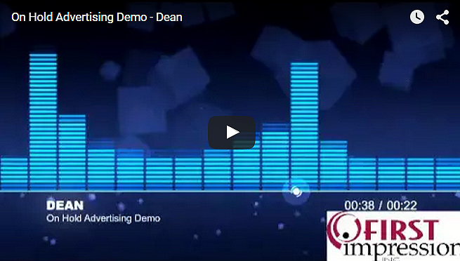 On Hold Demo – Dean