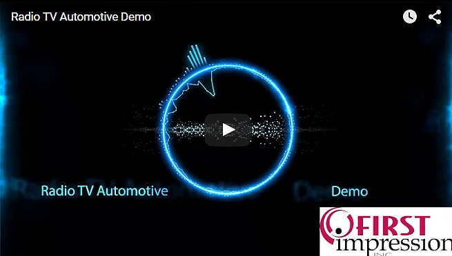 Radio TV Automotive Demo – Dean