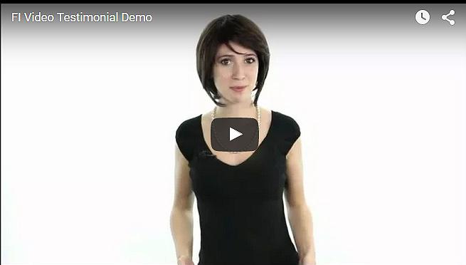 Video Testimonial Marketing